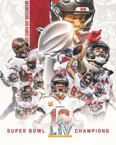 Buccaneers Football, Tampa Bay Buccaneers, Packers Super Bowl, Nfc Championship Game, Mike Evans, Football Art, Football Wallpaper, Tom Brady, Bay Sports