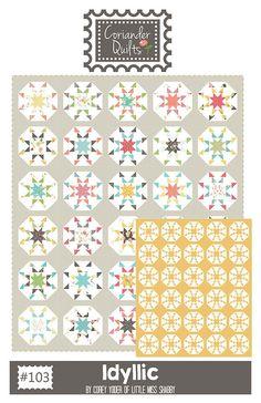 Idyllic Quilt Pattern Bloomerie Fabrics
