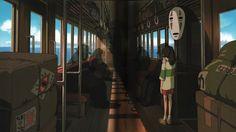 Generación GHIBLI: Grandes Momentos Ghibli: Un tren a Fondo del Pantano
