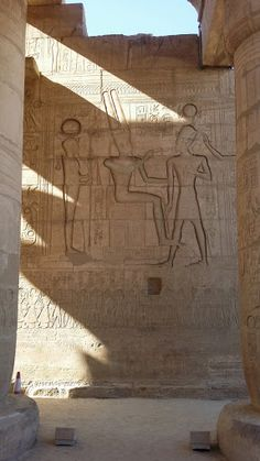 The Ramesseum  The Ramesseum is the memorial temple of the great warrior king Ramesses II.