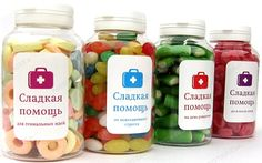 Как сделать конфеты Сладкая помощь 5
