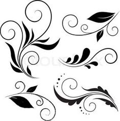 Find Calligraphic Design Elements stock images in HD and millions of other royalty-free stock photos, illustrations and vectors in the Shutterstock collection. Thousands of new, high-quality pictures added every day. Stencil Patterns, Stencil Designs, Swirl Design, Border Design, Machine Silhouette Portrait, Embroidery Designs, Scroll Design, Mehndi Designs, Doodle Art