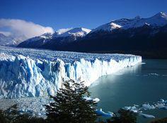 Perito Moreno - Los Glaciales National Park