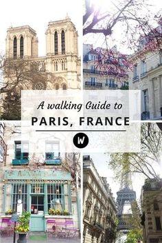 The Best of Paris: Paris Walking Guide #TravelDestinationsUsaNovember #TravelDestinationsUsaFlorida #TravelDestinations