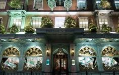 Upcoming CELL Christmas Field Trip. To view the Christmas display windows at Fortnum & Mason.