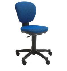 Lifetime bureau stoel in hoogte verstelbaar_blauw,kind,theo bot kinderkamers