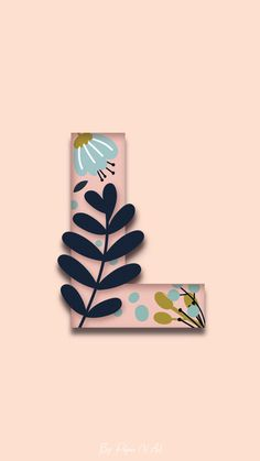 Monogram Wallpaper, Alphabet Wallpaper, Graphic Wallpaper, Pastel Wallpaper, Cute Wallpaper Backgrounds, Tumblr Wallpaper, Wallpaper Iphone Cute, Galaxy Wallpaper, Disney Wallpaper