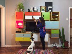 No blog Casa de Colorir, a publicitária Thalita Carvalho, oferece dicas bem-humoradas e muito práticas de como dar um colorido cheio de vida e ...