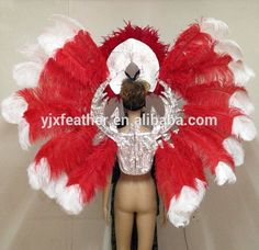 cheap party halloween decoration/feather clothes/ostrich feather dress