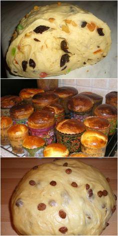 Пышный пасхальный кулич. Бабулина выпечка! Brunch, Most Delicious Recipe, Russian Recipes, Healthy Drinks, Food To Make, Muffin, Food And Drink, Favorite Recipes, Yummy Food