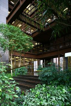 AD Classics: The Ford Foundation / Kevin Roche John Dinkeloo and Associates