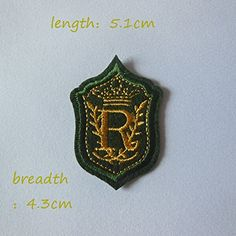 FairyTeller Badge Patch Hot Melt Adhesive Clothing Patch 50Pcs Applique Embroidery Blossom Diy Accessories Ultra-Low Prices C144 -- To view further for this item, visit the image link.