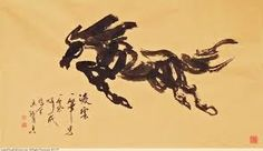 chinese painting horse - Google Search