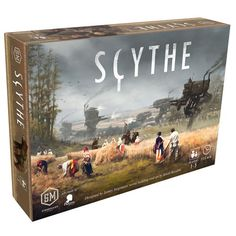 Scythe: Collector's Edition (Preorder)