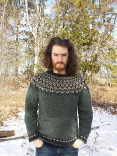 Wood Folk Knits - Julia Reddy – Tolt Yarn and Wool