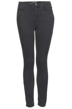 MOTO Grey Supersoft Skinny Leigh Jeans I also have them in two blue washes and they are great