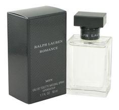 Romance Cologne by Ralph Lauren, 1.7 oz Eau De Toilette Spray for Men