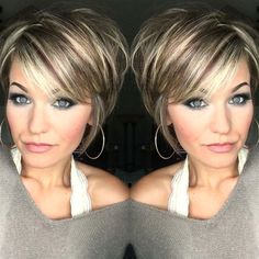 Hair Care Tips. Tips with regard to fantastic looking hair. Your own hair is certainly what can define you as a person. To numerous people today it is usually vital to have a really good hair do. Short Haircut, Short Bob Hairstyles, Trending Hairstyles, Pixie Haircut, Layered Hairstyles, Bob Haircuts, Short Layered Haircuts, Simple Hairstyles, School Hairstyles