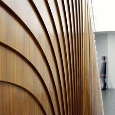 corridor surface done by PSA architects [photographs byHertha Hurnaus].