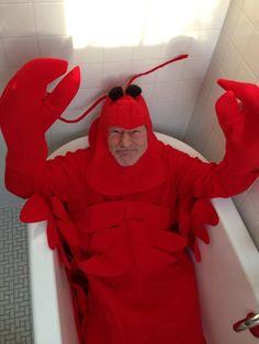 Happy Halloween ~ Sir Patrick Stewart