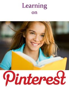Best Pinterest users who pin learning ideas. Do you have a board that you follow that should be added?