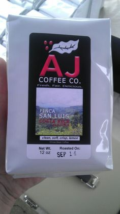 $11.31 Unsold coffee from Market Day #2. Roasted Sept. 14.