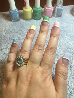 Easter Nails 2016