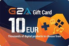 Win 10 G2A Gift Cards +  A Logitech G910 mechanical Keyboard and a Logitech G633 7.1 Surround Headset!