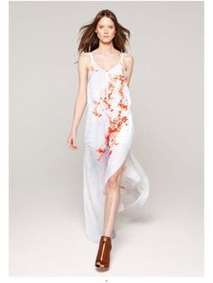 A.C.L  Love this dress!  It looks like a walking oil painting.