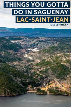 This area may not be on your radar when visiting Québec, but once you see all the things to do in Saguenay Lac-Saint-Jean, it will be! World Travel Guide, Travel Guides, Travel Tips, Places To Travel, Travel Destinations, Places To Visit, Alberta Canada, Saguenay Quebec, Vancouver