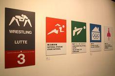 Tokyo Olympic Pictgram design