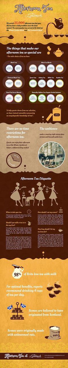 The Afternoon Tea Club: Taking Tea: Afternoon Tea Tips