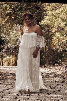 grace loves lace 2019 bridal strapless detached flutter sleeves semi sweetheart soft a line embellished lace wedding dress sweep train plus size boho romantic mv -- Grace Loves Lace 2019 Wedding Dresses Boho Wedding Dress With Sleeves, Western Wedding Dresses, Wedding Dresses For Girls, Bohemian Wedding Dresses, Wedding Dresses Plus Size, Princess Wedding Dresses, Plus Size Wedding, Wedding Dress Styles, Bridal Dresses