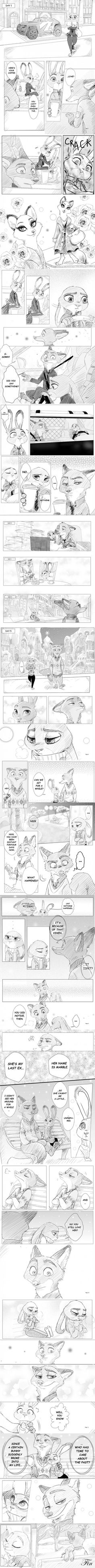 Newest Zootopia comic (by Rem289) <-- THIS WAS AMAZING: