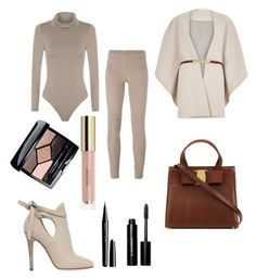 """""""London 4"""" by gennijan on Polyvore featuring Christian Dior, River Island, WearAll, Steffen Schraut, Jimmy Choo, Marc Jacobs, Bobbi Brown Cosmetics, women's clothing, women and female"""