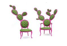 Cactus chairs. Again, really?