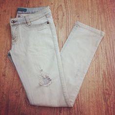 Jeans  pro sabadão animado #gtips #jeans #garimperia #brecho #comprinhas #online #destroyed
