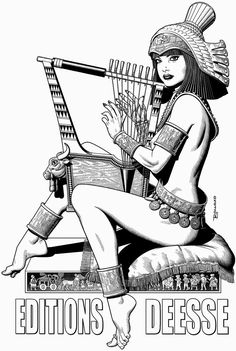 Editions Deesse by Brian Bolland