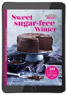 Natvia is a Stevia sweetener made from natural sweeteners and a healthy sugar substitute. Thm Recipes, Dessert Recipes, Healthy Sugar, Sugar Substitute, Stevia, Sugar Free, Delicious Desserts, Clean Eating, Sweets
