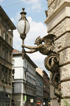 {Escape} Budapest, Hungary by Jamie Silva #escape #amazingplaces #gargoyles