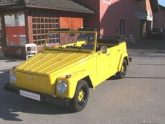 VW Type-181-Kuebelwagen-THING-Bj-1970 classic cars