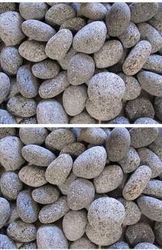 Landscape Rocks And Pebbles 118861: Black Lava Pebbles Garden Landscaping  Rocks Indoor Outdoor 3 4