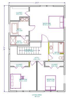 floor plan idea for attic bedroom bathroom conversion only bedroom