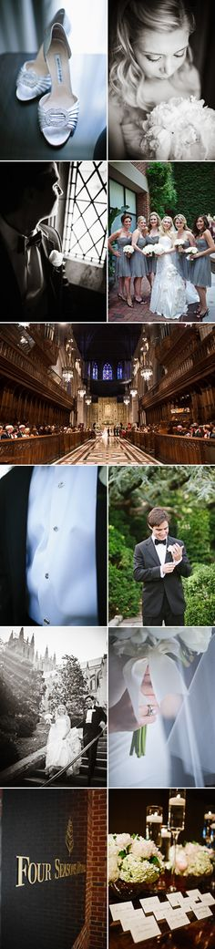 National Cathedral Wedding Ceremony and Four Seasons Reception #DC