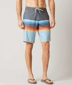 WCAO Mens Swim Trunks Hawaii Beach Windsurfs Sea Beach Short Summer with Pockets