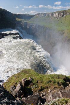 Gullfoss - Golden Falls - Iceland