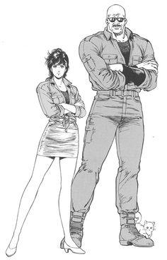 : Photo Old Anime, Manga Anime, Anime Art, Nicki Larson, Comic Book Characters, Female Characters, City hunter, Manga Artist, Bleach Anime