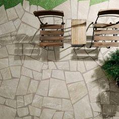 Napoli Flagstone – Ceramic Technics Outdoor Tiles, Outdoor Decor, Exterior Tiles, Flagstone, Color Tile, L Shape, Porcelain Tile, Wall Tiles, Natural Stones