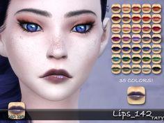 Lipstick #Sims4