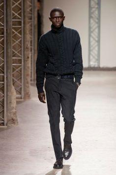 Hermès Fall/Winter 2014 - Paris Fashion Week #fashion